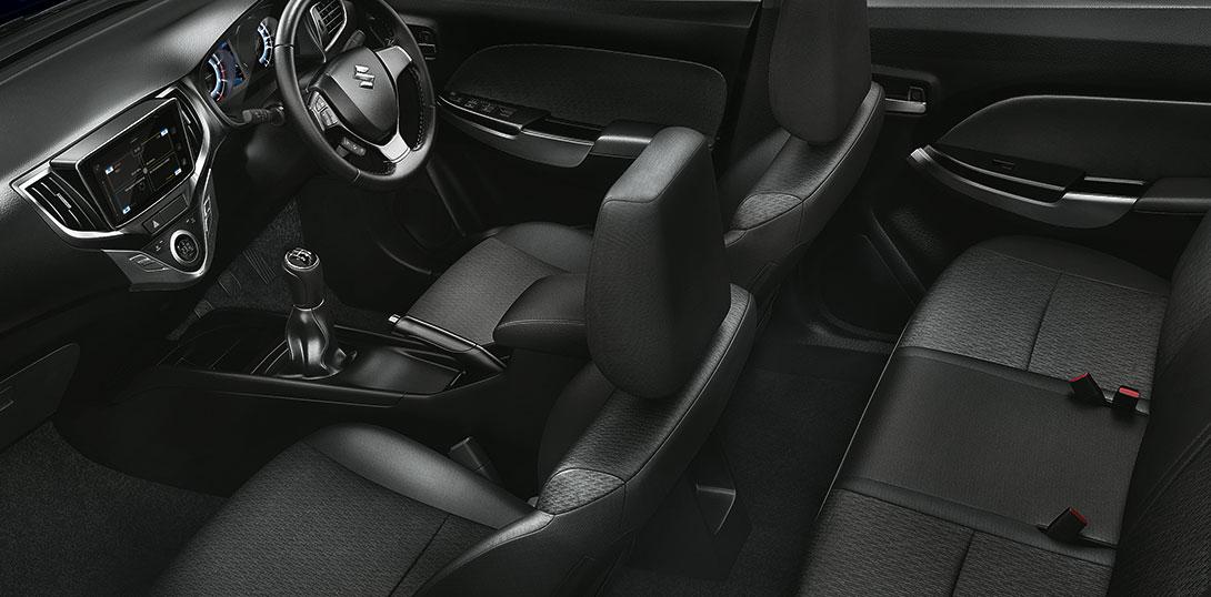 Baleno Car Interior Image
